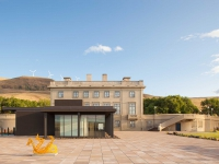 View of Maryhill Museum of Art from the south. Photography Josh Partee