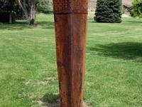 Devin Laurence Field (Portland, Ore.), Folded Fan, 2008, ¾