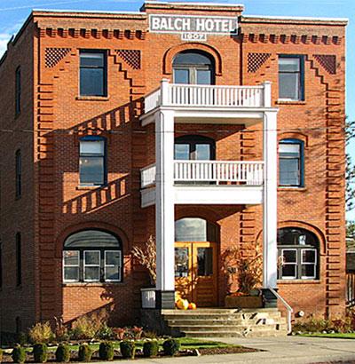 balchHotel