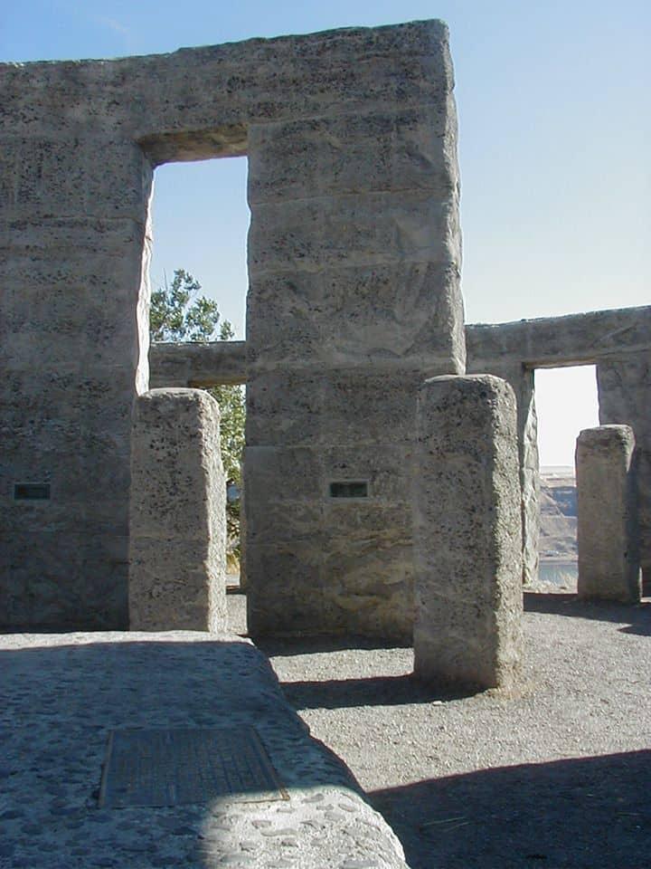 Stonehenge Memorial & Klickitat County Veterans' Memorials 2