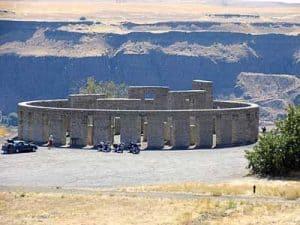 Stonehenge Memorial & Klickitat County Veterans' Memorials 1