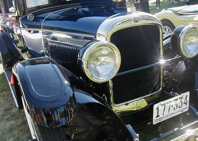 Vintage Autos Take Center Stage October 7 & 8