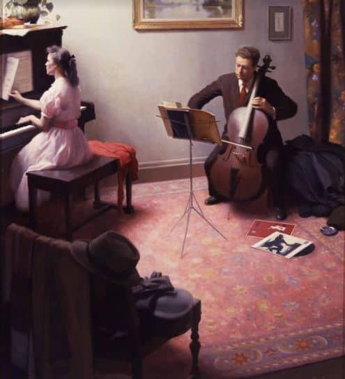 European & American Paintings 4