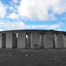 Stonehenge Replica at Maryhill property