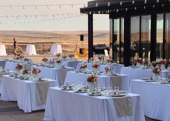 Event Space Rentals - Maryhill Museum - Columbia Gorge