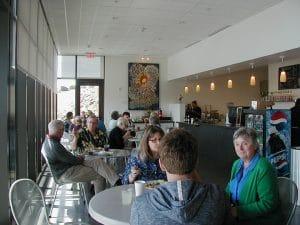 Loïe's: The Museum Café 1
