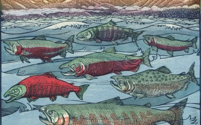 """""""West Coast Woodcut"""" Opens at Maryhill Museum of Art July 13"""