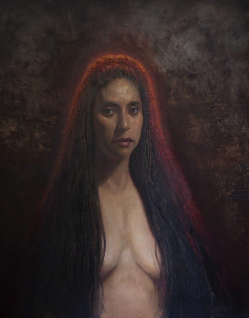 The Influence of Women with Aristides Atelier - Maryhill Museum - Columbia Gorge