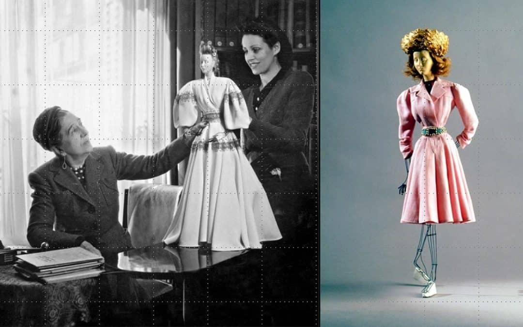 Jeanne Lanvin & the Théâtre de la Mode