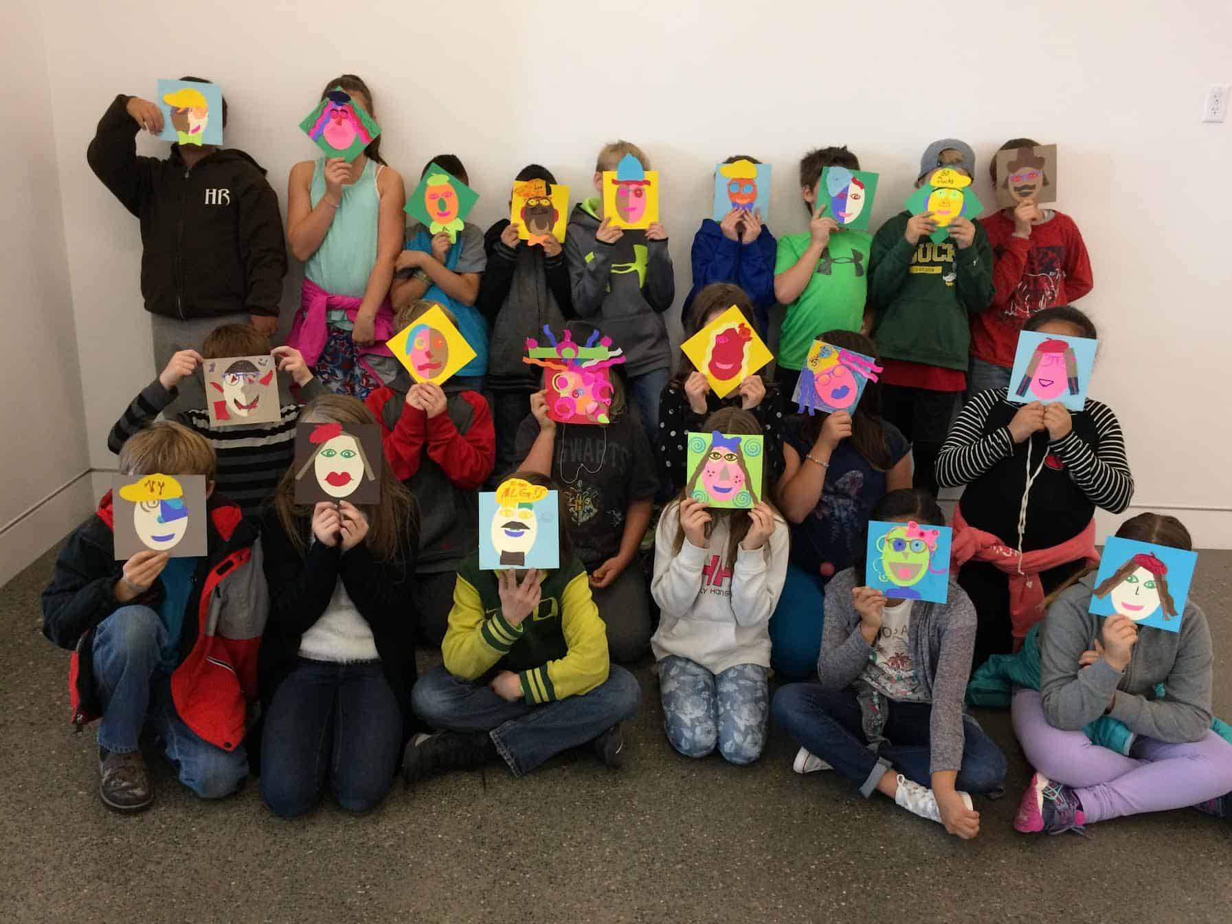 Children Enjoy Maryhill Museum