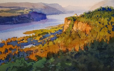 Plein Air Artists Set to Capture Columbia Gorge Splendor During 2021 Paint Out